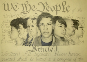 """""""We the People"""" by Joshua Frausto"""